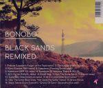 Pochette Black Sands Remixed