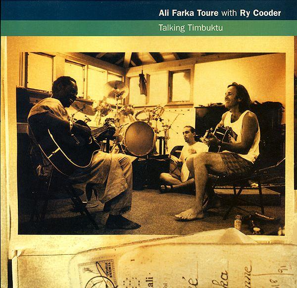 Album covers Talking_Timbuktu