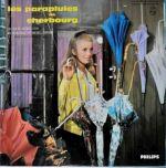 Pochette Les parapluies de Cherbourg (OST)