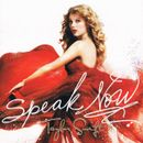 Pochette Speak Now