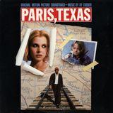 Pochette Paris, Texas (OST)
