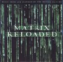 Pochette The Matrix Reloaded: The Album (OST)