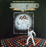 Pochette Saturday Night Fever: The Original Movie Sound Track (OST)