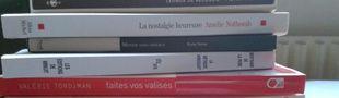 Cover A première vue : la rentrée littéraire 2013