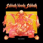 Pochette Sabbath Bloody Sabbath
