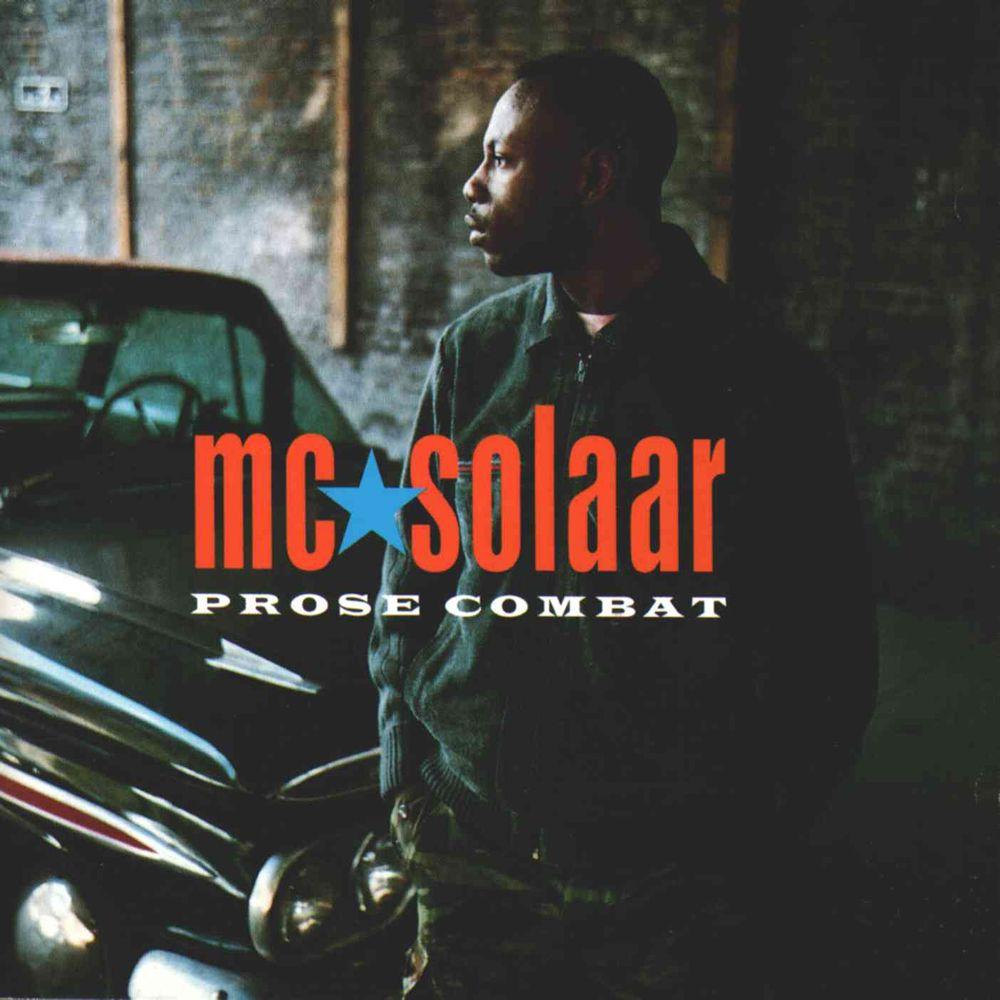 Prose Combat - MC Solaar - SensCritique