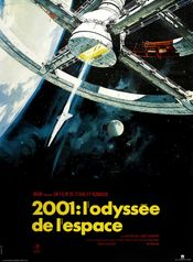 Affiche 2001 : L'Odyssée de l'espace