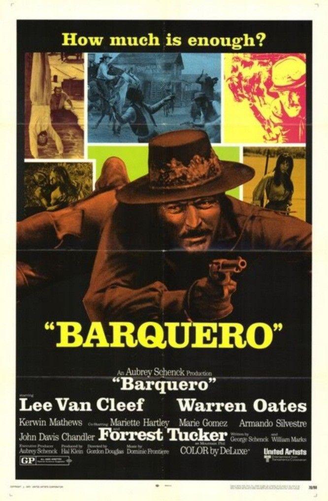 Votre dernier film visionné - Page 17 Barquero
