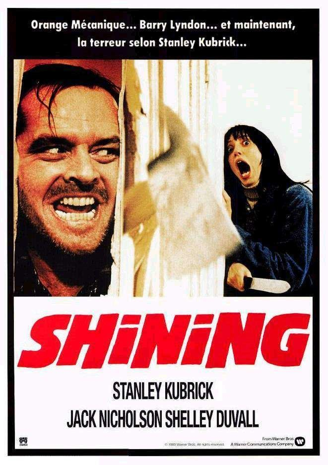 affiches posters et images de shining 1980 senscritique. Black Bedroom Furniture Sets. Home Design Ideas
