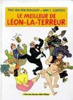 Couverture Le Meilleur de Léon-La-Terreur
