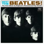 Pochette Meet The Beatles!
