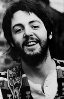 Photo Paul McCartney