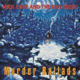 Pochette Murder Ballads