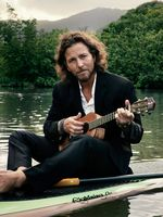 Photo Eddie Vedder