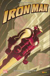 Couverture Iron Man - Au commencement était le Mandarin