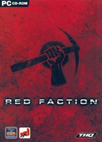Jaquette Red Faction