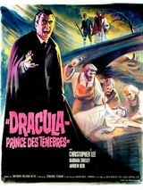 Affiche Dracula, prince des ténèbres