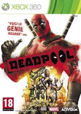 Jaquette Deadpool