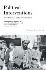 Couverture Political interventions