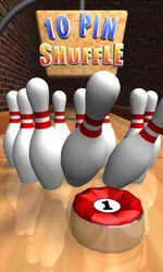 Jaquette 10 Pin Shuffle Bowling