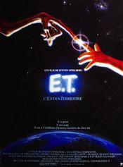 Affiche E.T. l'Extra-terrestre