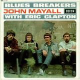 Pochette Blues Breakers With Eric Clapton