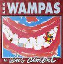 Pochette Les Wampas vous aiment