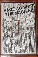 Pochette Rage Against the Machine (EP)