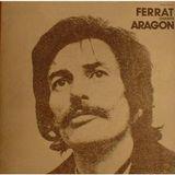 Pochette Ferrat chante Aragon