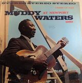 Pochette Muddy Waters at Newport 1960 (Live)