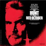 Pochette The Hunt for Red October (OST)