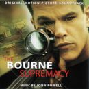 Pochette The Bourne Supremacy (OST)