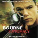 Pochette The Bourne Supremacy (OST)