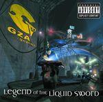 Pochette Legend of the Liquid Sword