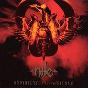 Pochette Annihilation of the Wicked