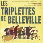 Pochette The Triplets of Belleville (OST)