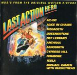 Pochette Last Action Hero: Music From the Original Motion Picture (OST)