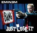 Pochette Just Lose It (Single)