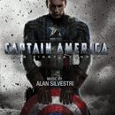Pochette Captain America: The First Avenger (OST)