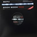 Pochette Invasion of Boom Boom Pow: Megamix E.P. (Single)