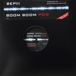 Pochette Boom Boom Pow (Single)