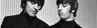 Cover Quand George et Ringo volent le micro, voire même le stylo !