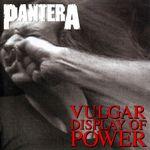 Pochette Vulgar Display of Power