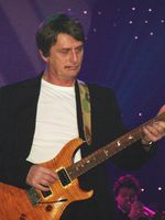 Photo Mike Oldfield