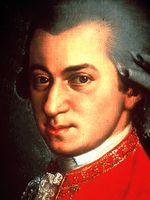Photo Wolfgang Amadeus Mozart