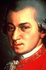Photo Wolfgang Amadeus Mozart