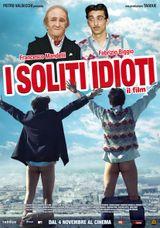 Affiche I soliti idioti - Il film