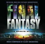 Pochette Final Fantasy: The Spirits Within: Original Motion Picture Soundtrack (OST)
