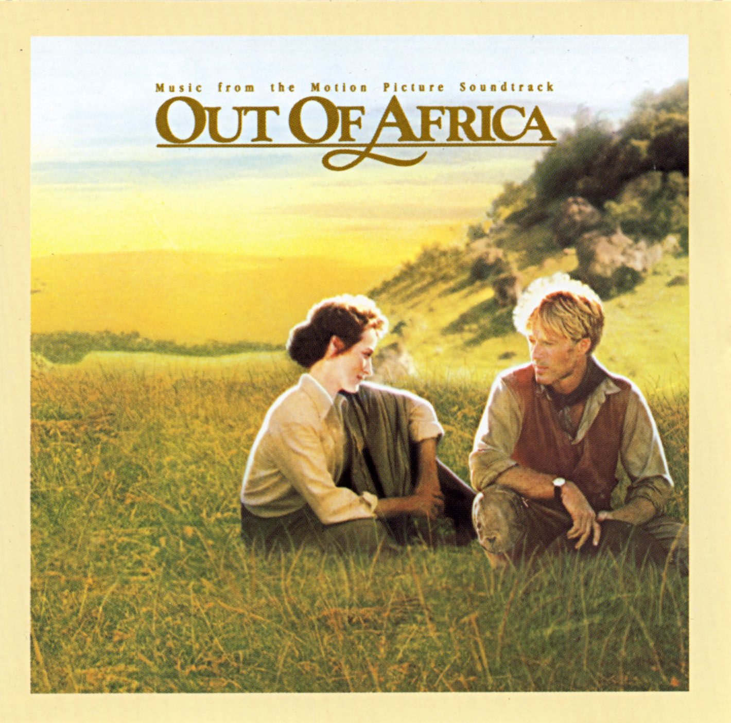 out of africa ost john barry senscritique. Black Bedroom Furniture Sets. Home Design Ideas