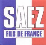 Pochette Fils de France (Single)